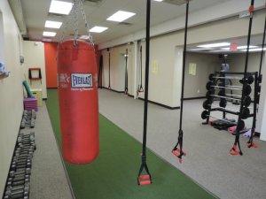 Panthro Fitness' Strip District studio.
